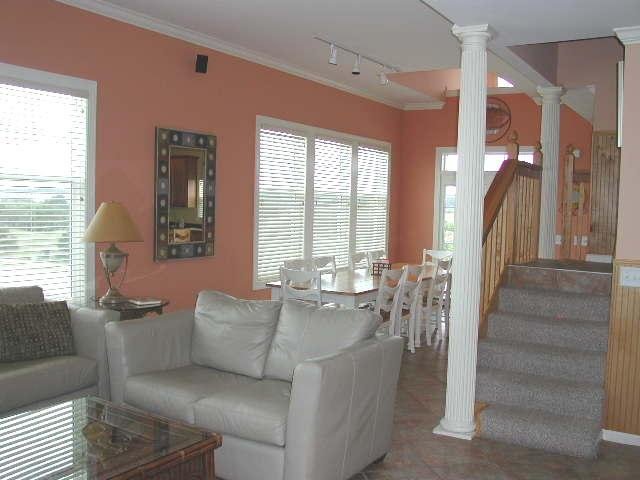 view 2 of dining from living area