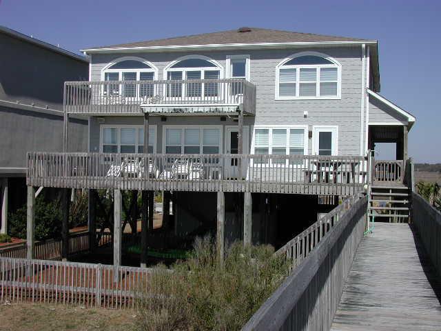 exterior oceanfront