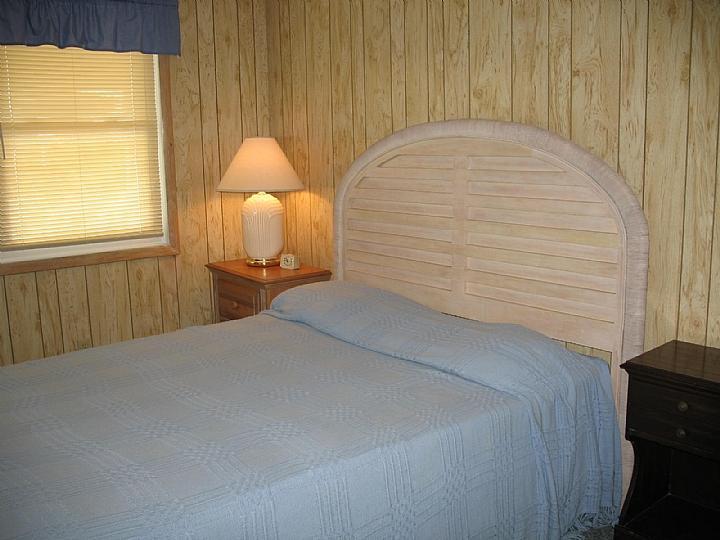 bedroom 1 downstairs streetside