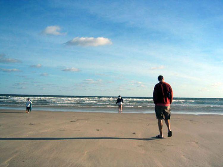 wonderful sand bars