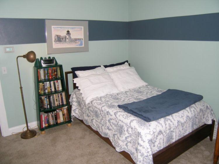 Full-size slaapkamer