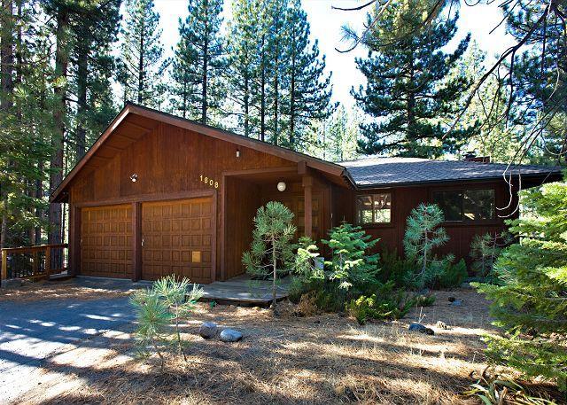High Meadows Trail home