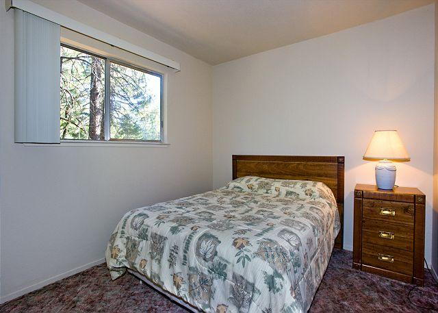 Tahoe, Pioneer Trail home, 2nd bedroom