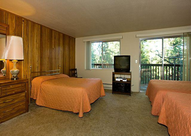 Tahoe, Pioneer Trail home, 4th bedroom