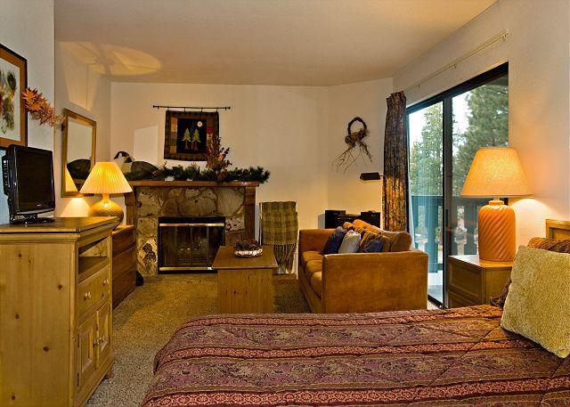 Tahoe Tyrol 3407 master bedroom