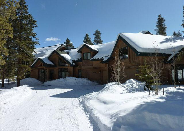 Hohenmark Haus Private Home dans les Highlands à Breckenridge