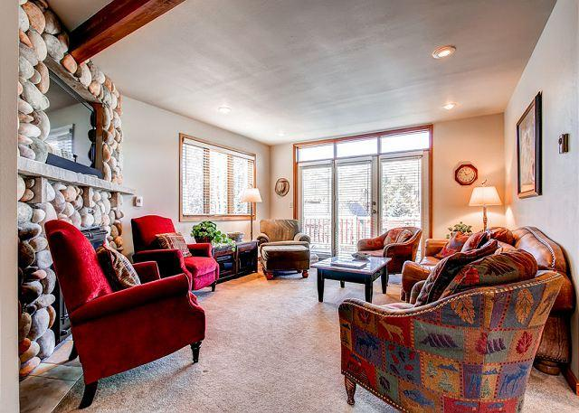 Location maison de luxe Mountain Comfort Haus Breckenridge