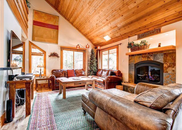 Pine Station House Sala de estar Breckenridge Alojamiento