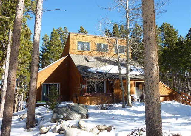 Pine Station House en Winter Breckenridge Luxury Home Rentals