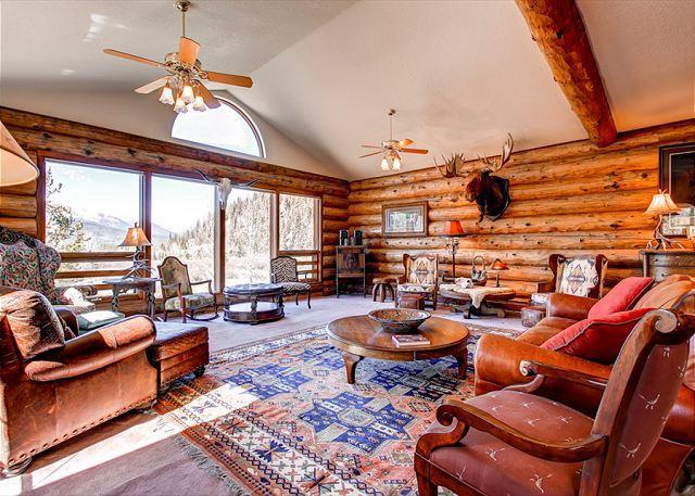 Alquiler de vacaciones en Swan River Lodge Great Room Breckenridge