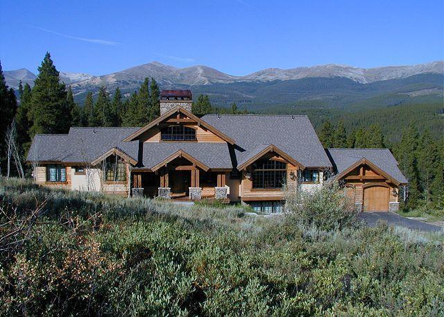 Silverview at Highlands Breckenrige Hébergement de luxe