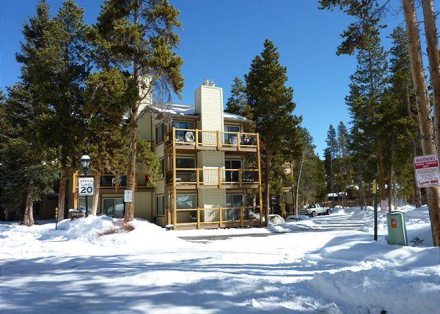Timbernest Complex en Winter Breckenridge Alojamiento