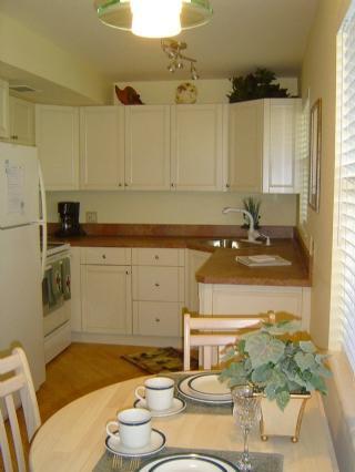 Eine andere Ansicht der Küche-Bereich