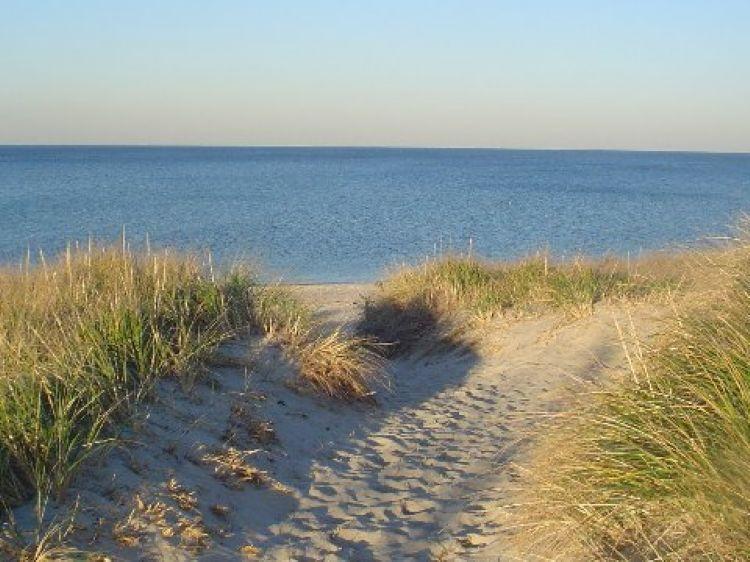 Caminar a sólo 200 pasos de la playa