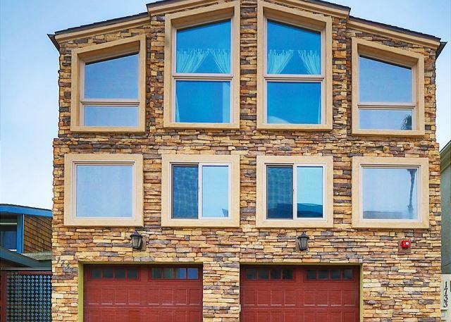 unit exterior front view