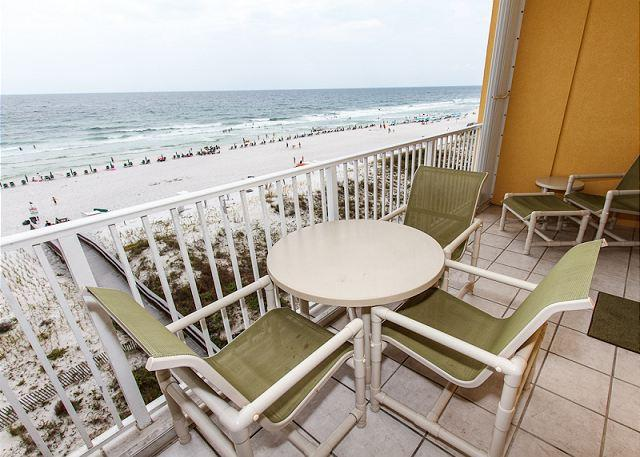 Seating for balcony
