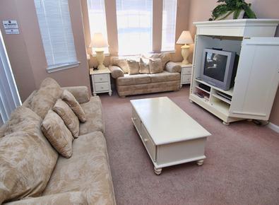 Relaxe na sua sala de estar
