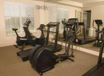 Have a Morning Workout in the Fitness Center