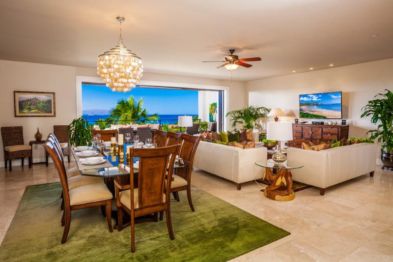 Blue Horizons K308 Wailea Beach Villas, holiday rental in Wailea