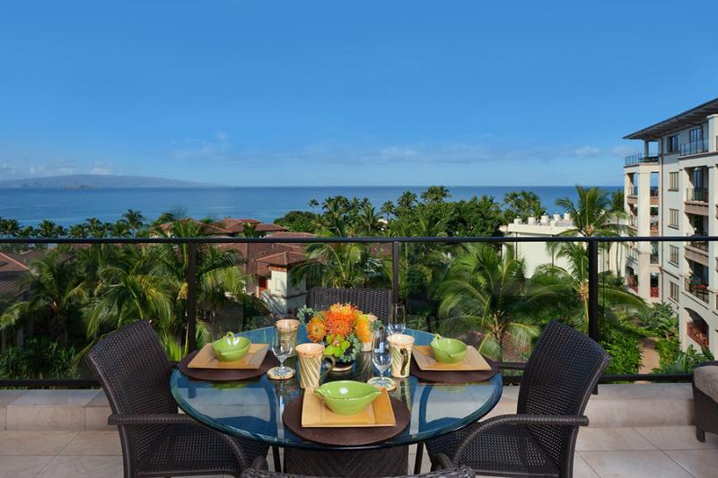 Grand Seascape K407 Incredible Outdoor Veranda with Panoramic Ocean and Sunset Views!
