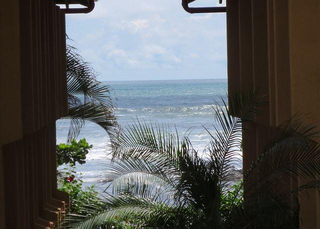 condo côté plage