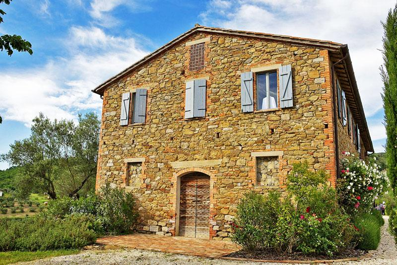 Holiday Accommodation Umbria - Villa Belvedere, holiday rental in Sant'Arcangelo
