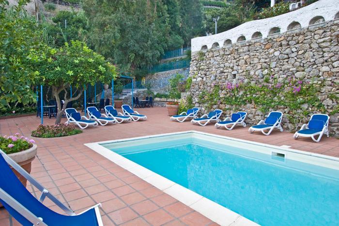 Luxury Amalfi Coast Villa Rental with Spectacular Views and Pool - Villa la Pote, alquiler de vacaciones en Amalfi