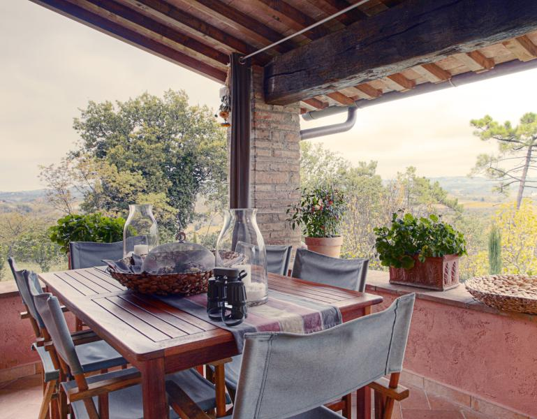 Family-Friendly Villa Rental in Tuscany with Pool - Villa Sella, vacation rental in San Casciano in Val di Pesa