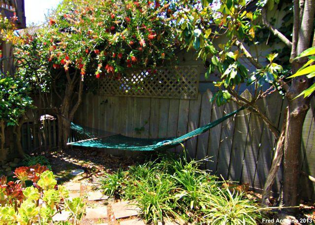 salão na rede quintal
