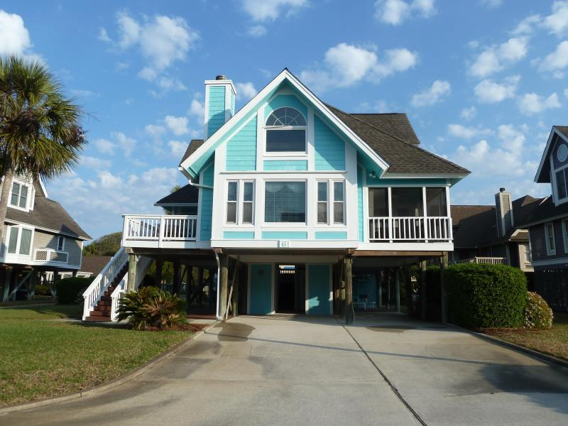 Anne's Piece of Heaven  Isle of Palms   Sleeps 10, alquiler de vacaciones en Isle of Palms