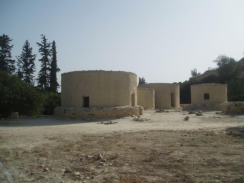 Choirokitia Neolithic site