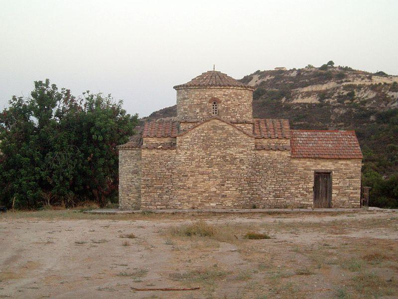 Archangel Michael Chapel, Kato Lefkara