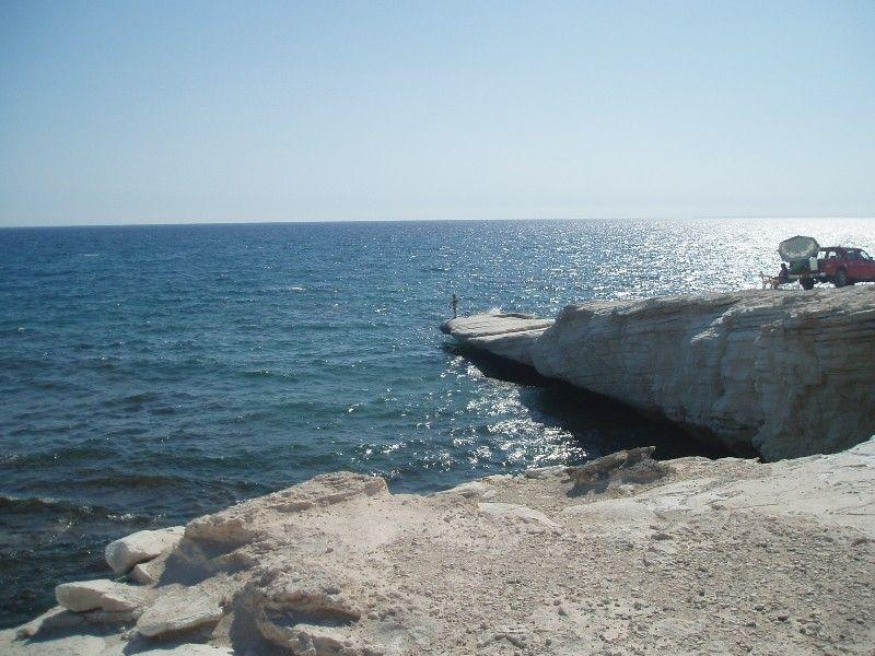 Ayios Georgios Alamanos Beach