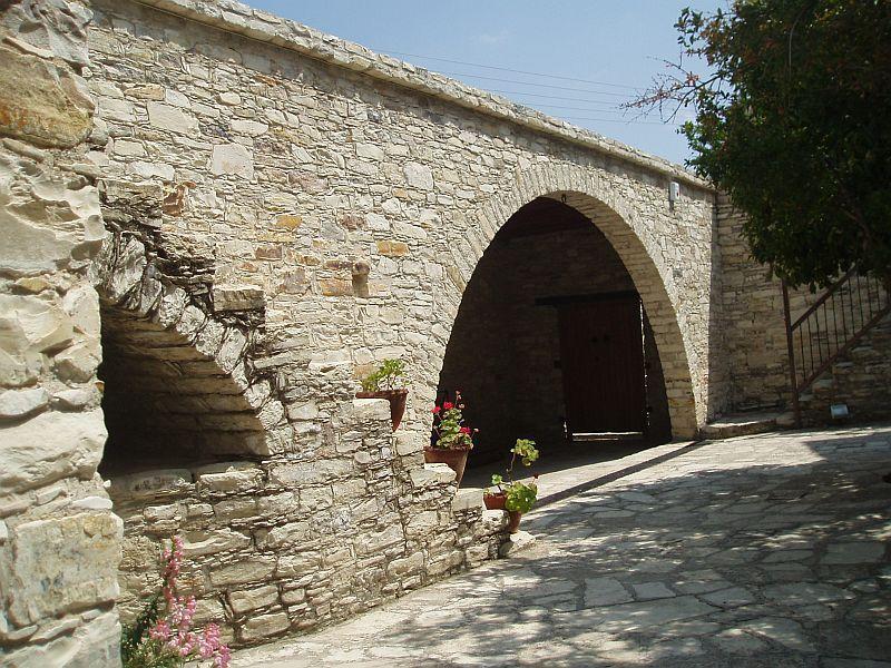 The Handicraft Museum in Lefkara