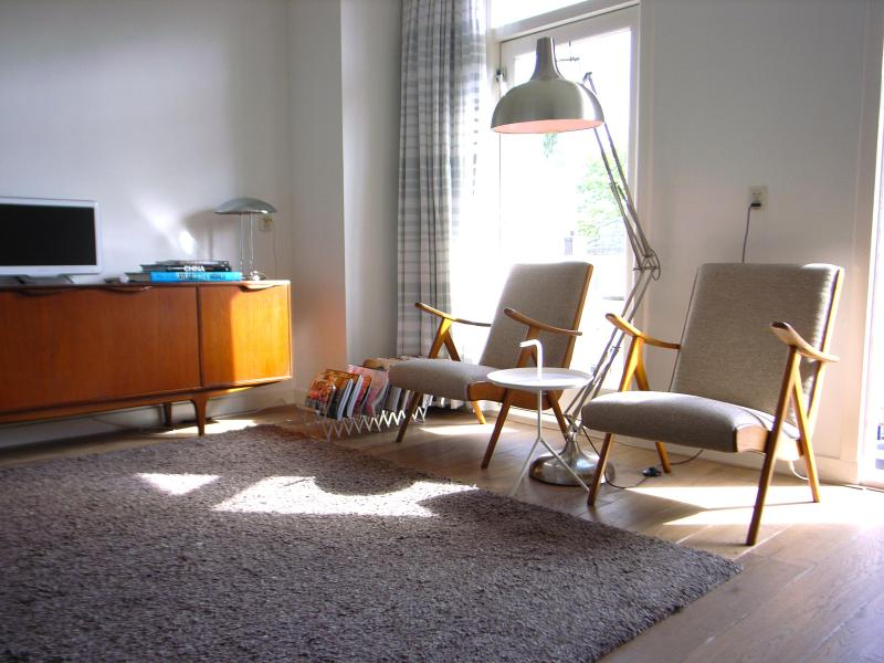 Linnaeus Suite: award winning apartment, with roof terrace, holiday rental in Amsterdam