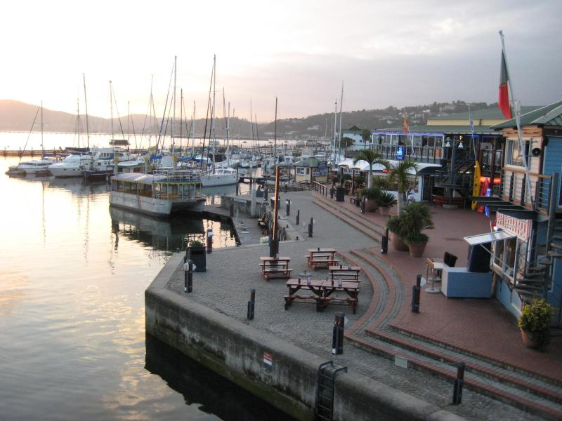 Knysna Waterfront.