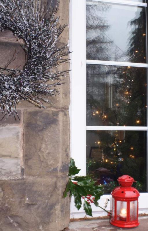 Christmas Windowledge at Vanilla