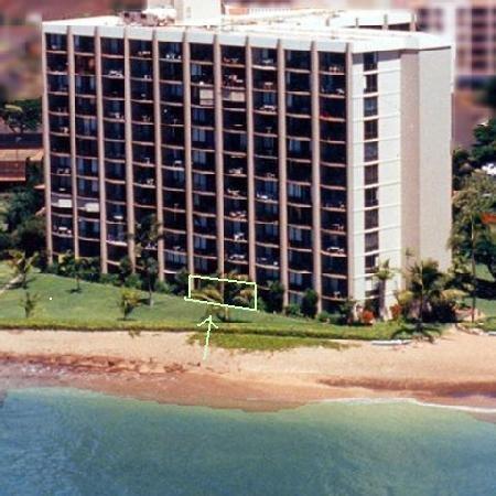 Our Beachfront condo 108, Valley Isle Resort