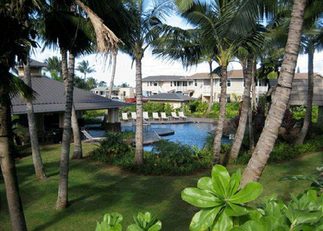 Nihilani Pool and Garden