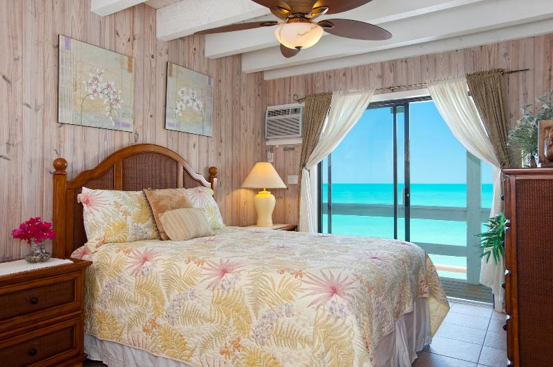THE ORCHID SUITE -  Beautiful, unobstructed ocean views! Queen bed with ensuite bathroom.