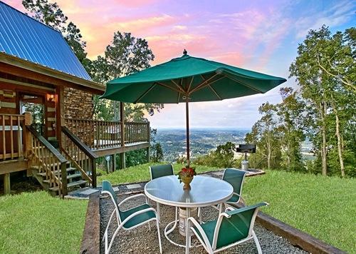 Muebles, Mesa, mesa, cubierta, porche