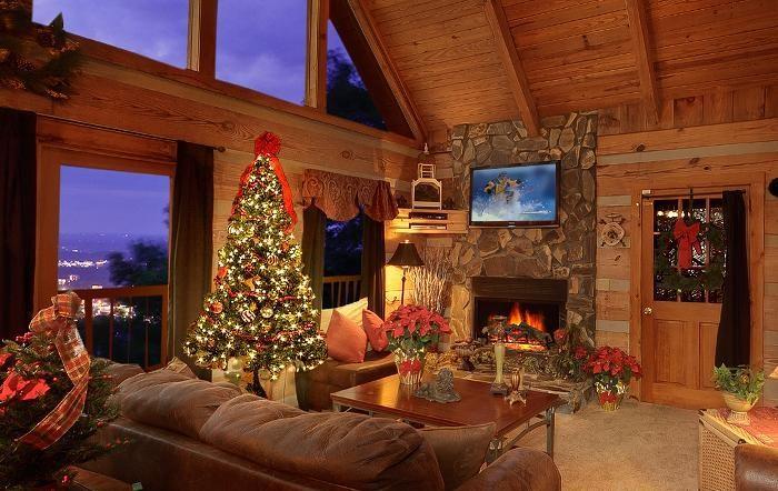 Interior, Loft, chimenea, hogar, edificio