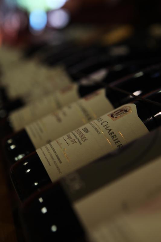 La Saga is in the heart of the wine-making region