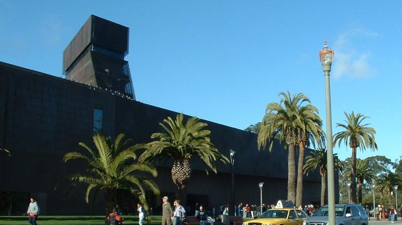 Golden Gate Park - DeYoung Museum 10 minutes by bus from YourHomeInSanFrancisco