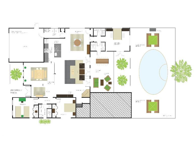 Plan de piso