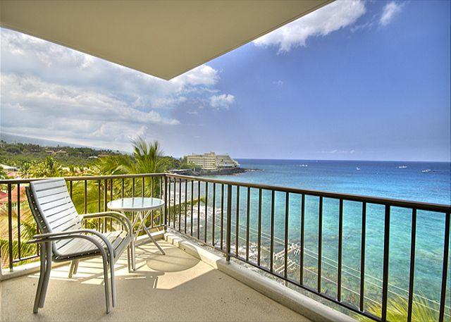 Stunning view of the bay from your lanai!