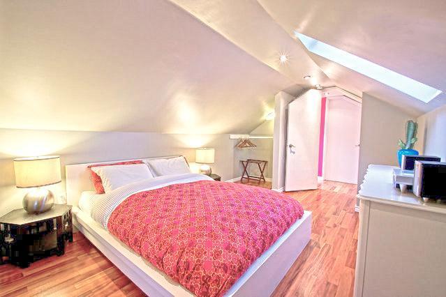 2 º piso dormitorio - cama queen