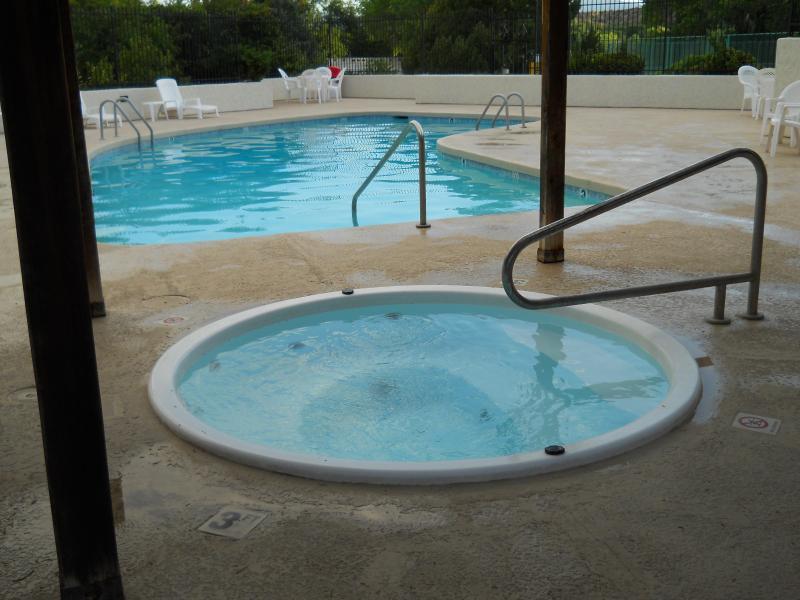 Community Center Hot tub