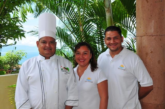 Our Amazing Staff: Diablo, Isabel, and Rene