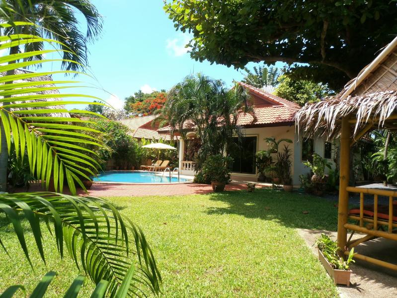 Paradise Bay Villa set in Tropical Gardens